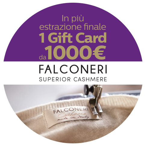 Card Falconeri da 1000€